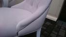 Chesterfield nowe eleganckie nowoczesna tapicerowane krzesło - 3