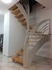 Schody drzwi i podłogi z drewna. Legar-stolarstwo - 1