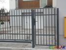 Nowoczesne ogrodzenia konstrukcje metalowe panele ogrodzenio