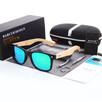 Bambusowe Okulary Przeciwsłoneczne UV400 - 2