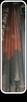 Słupki ogrodzeniowe 11 szt ;  2,80cm + pręty na drut ; fi 75 - 4