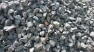 Kamień ozdobny, kruszywo ozdobne grys czarny, grys bazaltowy - 2