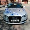 Auto na ślub wesele, samochód do ślubu - Audi A6 C7 Premium - 5