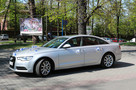 Auto na ślub wesele, samochód do ślubu - Audi A6 C7 Premium - 2