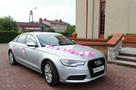 Auto na ślub wesele, samochód do ślubu - Audi A6 C7 Premium - 4