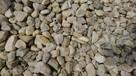 Kamienie ozdobne, kruszywo ozdobne otoczak kremowy - 2