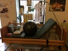 Łóżko rehabilitacyjne, elektryczne, ortopedyczne, na pilota - 4