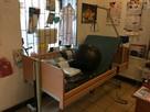 Łóżko rehabilitacyjne, elektryczne, ortopedyczne, na pilota - 3