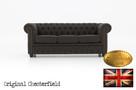 Chesterfeild sofa Brighton 3 osobowa Pitch