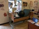 Łóżko rehabilitacyjne, elektryczne, ortopedyczne, na pilota - 2