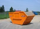 Kontener, kontenery na gruz śmieci/Wywóz gruzu, odpadów, śmi - 4