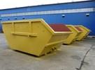 Kontener, kontenery na gruz śmieci/Wywóz gruzu, odpadów, śmi - 1