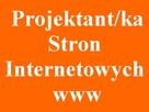 Projektant Stron Internetowych www