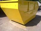 Kontener, kontenery na gruz śmieci/Wywóz gruzu, odpadów, śmi - 5
