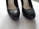 Czarne pantofle - 2