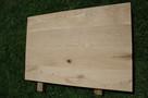 Blaty ze starego drewna Stare deski Loft Stół Industrialny - 8