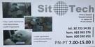 siatki krępowane SITOTECH  stalowe - 2