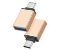 Adapter kabel przejściówka OTG USB-C typ C - USB 3.0 myszka