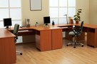 Meble biurowe do biura biurka pomiar Śląsk KATOWICE WIZU.