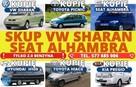 Skup VW SHaran Kupię VW SHarana Skup Alhambra i InNe zObACz