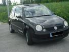 Małe zwinne autko Volkswagen Lupo 2002 r. - 1