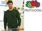 Bluzy z nadrukiem logo 20 sztuk sitodruk