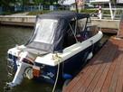 Łódź/Jacht motorowy Onedin 650(35KM bez patentu )+przyczepa - 4