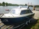 Łódź/Jacht motorowy Onedin 650(35KM bez patentu )+przyczepa - 1