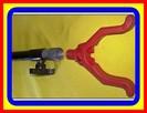 JB Metalowe Podpórka pod Wędkę (Podpórki / Podpórek) 55/95cm - 1