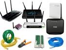 Konfiguracja sprzętu sieciowego, dzielenie łącza internetowe
