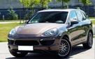 Porsche Cayenne II 2010 rok. Pierwszy właściel Faktura