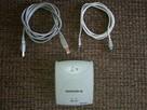 Modem Sagem Fast 800 E3T na USB z kablami do Internetu, Neo