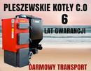 Kocioł z Podajnikiem Piec 5 DOSTAWA Ekogroszek 12 kW NOWOCZE - 1