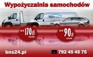Wynajem wypożyczalnia najem samochodów aut osobowych Kraków - 1
