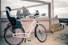 Bobike fotelik rowerowy GO na bagażnik MINT + kask - 2