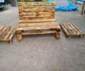 Meble z drewna oraz palet - 9