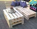 Meble z drewna oraz palet - 4