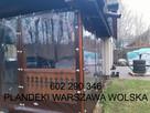 Przeciwdeszczowa plandeka taras, altanę, werandę, Warszawa - 1