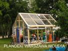 Warszawa, zadaszenia plandekowe, altan, werand, ogródki rest - 11