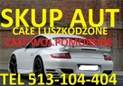 SKUP AUT Starogard Gdański okolice tel.513104404 Kasacja Aut