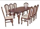 Zestaw Stół 90/160/240 z 8 krzesłami -Tanio!