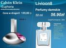 Perfumy Calvin Klein - Euphoria 50 ml! Darmowa wysyłka!