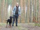 Toro ok.2 letni pies w typ dobermana do adopcji Joanna Koc - 4