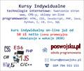 Indywidualny Kurs Tworzenia stron i sklepów on-line