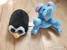 maskotka pluszak słoń pingwin - 1