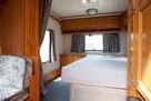 HYMER LMC 640 kamper salon sypialnia długość 8.4 m