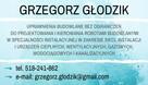 Projektant / projekty instalacji sanit. wod-kan. gaz c.o. we - 2