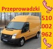 Usługi motoryzacyjne transport-510 002 962 -Dyspozycyjny-