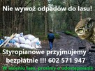 styropian odpadowy