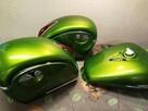 Renowacja Motocykli-Custom, Grafika,Szparunki, Naprawa - 8
